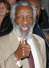 Dick Gregory Takes on KFC
